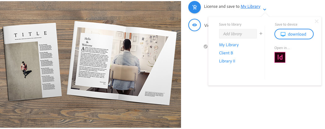Creative templates for your favorite design apps | Adobe Stock